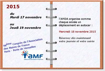 98 congres AMF